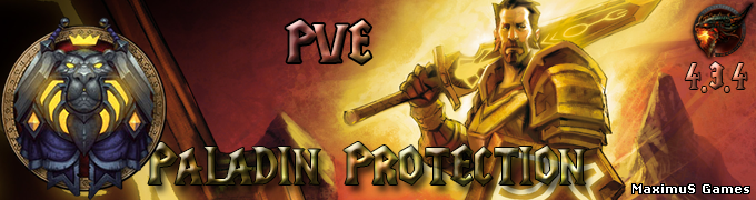 Paladin Protection PVE